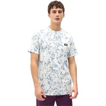 Oblečenie Muži Tričká s krátkym rukávom Dickies DK0A4X9PB551 Modrá
