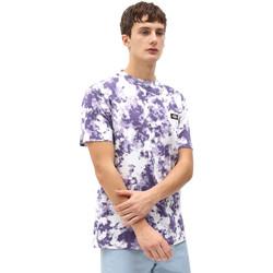 Oblečenie Muži Tričká s krátkym rukávom Dickies DK0A4X9PB651 Fialový