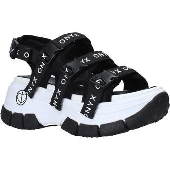 Topánky Ženy Športové sandále Onyx S21-S00OX020 čierna