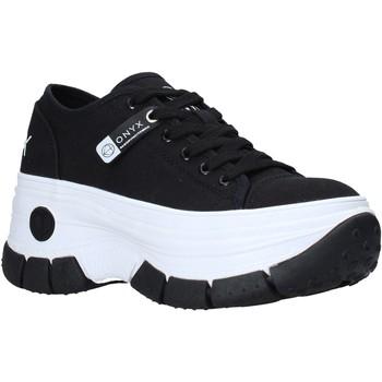 Topánky Ženy Nízke tenisky Onyx S21-S00OX010 čierna