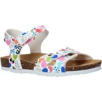 Topánky Dievčatá Sandále Bionatura 22B 1005 Modrá