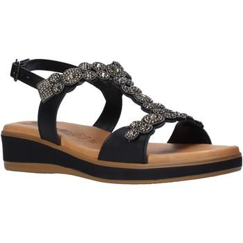 Topánky Ženy Sandále Susimoda 2048 čierna