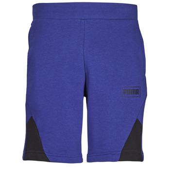 Oblečenie Muži Šortky a bermudy Puma RBL SHORTS Modrá