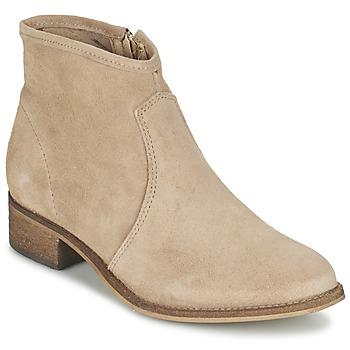 Topánky Ženy Polokozačky Betty London NIDIA Béžová