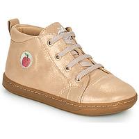 Topánky Dievčatá Členkové tenisky Shoo Pom BOUBA ZIP LACE Ružová