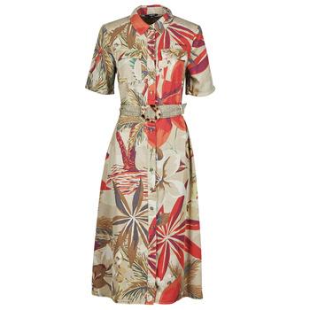 Oblečenie Ženy Dlhé šaty Desigual KATE Viacfarebná