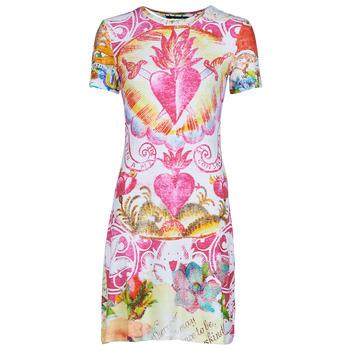 Oblečenie Ženy Krátke šaty Desigual TATTO Viacfarebná