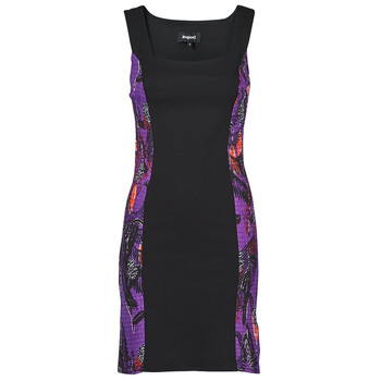 Oblečenie Ženy Krátke šaty Desigual BATON ROUGE Viacfarebná