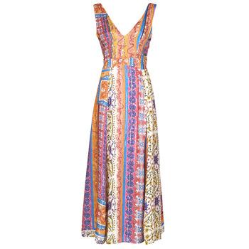 Oblečenie Ženy Dlhé šaty Desigual SONIA Viacfarebná