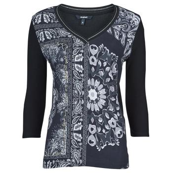 Oblečenie Ženy Tričká s krátkym rukávom Desigual VARSOVIA Viacfarebná