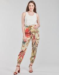 Oblečenie Ženy Padavé nohavice Desigual TOUCHE Viacfarebná