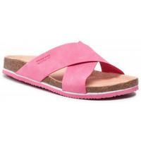 Topánky Ženy Šľapky Big Star HH274597 Ružová