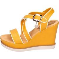 Topánky Ženy Sandále Enrico Coveri BH347 Žltá