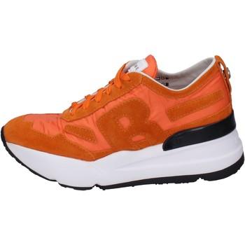 Topánky Ženy Nízke tenisky Rucoline BH360 Oranžová
