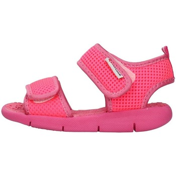 Topánky Dievčatá Sandále Superga S63S825 FUCHSIA