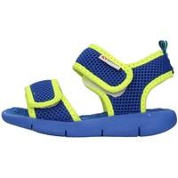 Topánky Chlapci Sandále Superga S63S824 BLUE