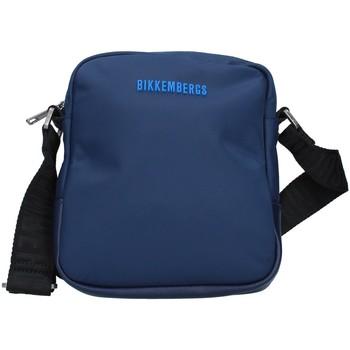 Tašky Muži Tašky cez rameno Bikkembergs E2BPME1Q0022 NAVY BLUE