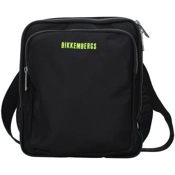 Tašky Muži Tašky cez rameno Bikkembergs E2BPME1Q0012 BLACK