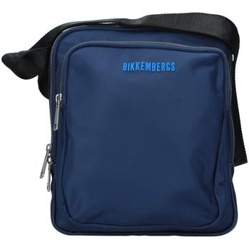 Tašky Muži Tašky cez rameno Bikkembergs E2BPME1Q0012 NAVY BLUE