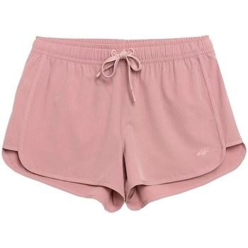 Oblečenie Ženy Šortky a bermudy 4F SKDT001 Ružová