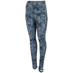 Oblečenie Ženy Legíny 4F SPDF018 Sivá