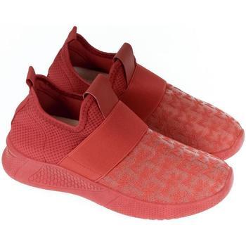 Topánky Ženy Slip-on Comer Dámske červené tenisky MARKS červená