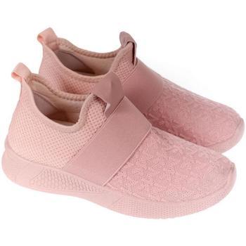Topánky Ženy Slip-on Comer Dámske ružové tenisky MARKS ružová