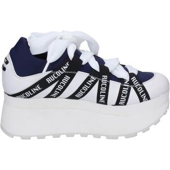 Topánky Ženy Nízke tenisky Rucoline BH374 Modrá