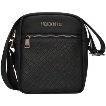 Tašky Muži Tašky cez rameno Bikkembergs E2BPME810012 BLACK