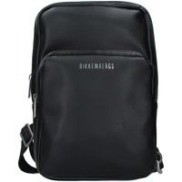 Tašky Muži Tašky cez rameno Bikkembergs E2APME210032 BLACK