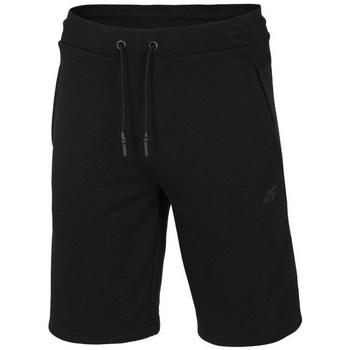 Oblečenie Muži Šortky a bermudy 4F SKMD014 Čierna