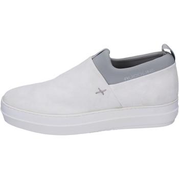 Topánky Muži Slip-on Rucoline BH386 Biela