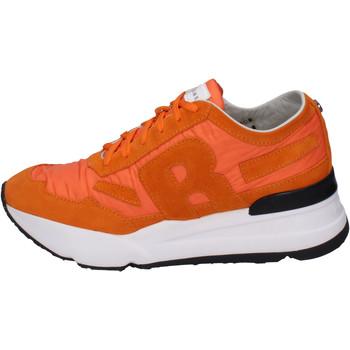 Topánky Muži Nízke tenisky Rucoline BH388 Oranžová
