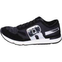 Topánky Muži Nízke tenisky Rucoline BH395 Čierna