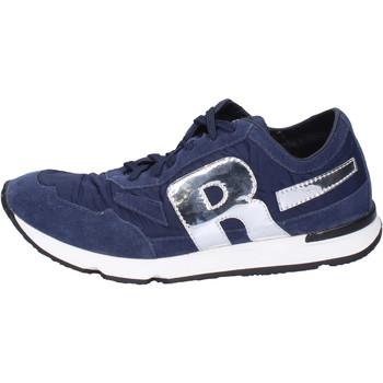 Topánky Muži Nízke tenisky Rucoline BH396 Modrá