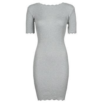 Oblečenie Ženy Krátke šaty Yurban PAULINO Šedá