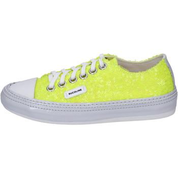 Topánky Ženy Nízke tenisky Rucoline BH401 Žltá