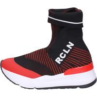 Topánky Ženy Čižmičky Rucoline BH411 Čierna