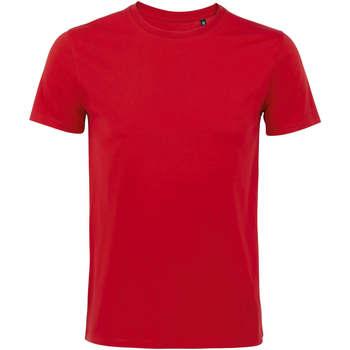 Oblečenie Muži Tričká s krátkym rukávom Sols Martin camiseta de hombre Rojo