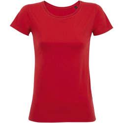 Oblečenie Ženy Tričká s krátkym rukávom Sols Martin camiseta de mujer Rojo