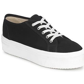 Topánky Ženy Nízke tenisky Yurban SUPERTELA čierna