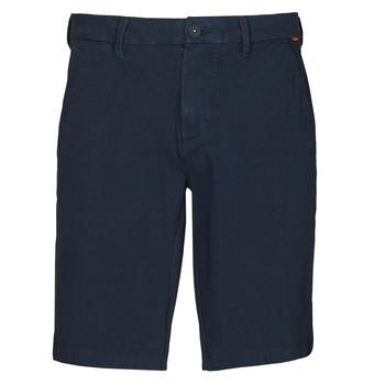 Oblečenie Muži Šortky a bermudy Timberland STORY SHORT Námornícka modrá