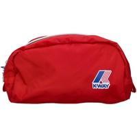 Tašky Púzdra a taštičky K-Way 9AKK1425 RED