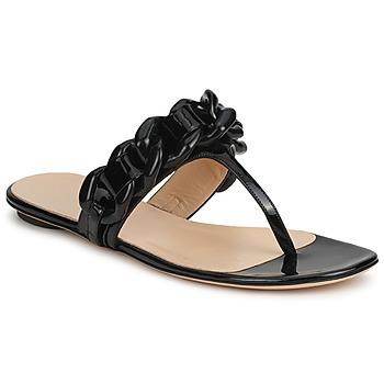 Topánky Ženy Žabky Versus by Versace FSD364C Čierna