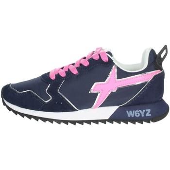Topánky Ženy Nízke tenisky W6yz 0012013563.01. Blue/Fuchsia