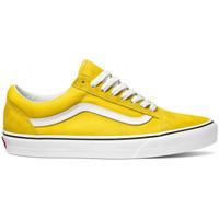 Topánky Muži Skate obuv Vans Old skool Žltá