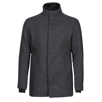 Oblečenie Muži Kabáty Jack & Jones JJEDUNHAM Šedá