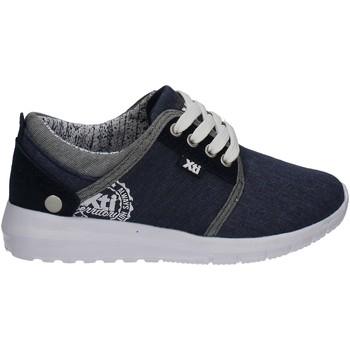 Topánky Deti Nízke tenisky Xti 55030 Modrá