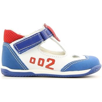 Topánky Deti Sandále Crazy MK0118A6E.W Modrá