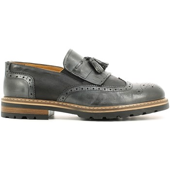 Topánky Muži Derbie Rogers 187 čierna